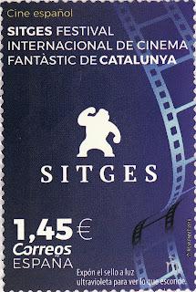 SITGES FESTIVAL INTERNACIONAL DE CINEMA FANTÁSCTIC DE CATALUNYA