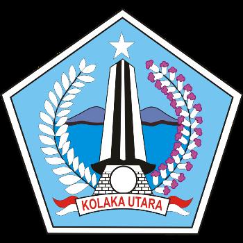 Logo Kabupaten Kolaka Utara PNG