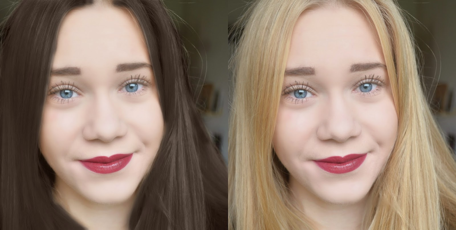 Braune Haare Platinblond Färben Takeasmileforawhile: Blonde Or Brown Hair?