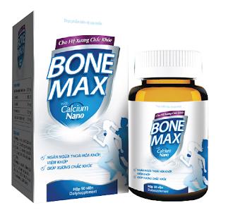 Canxi nano BoneMax