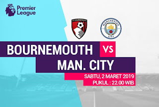 Premiere League: Bournemouth Vs Manchester City: Tempel Terus Puncak Klasemen