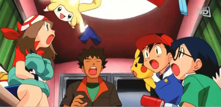 Anime Annoyances Recap Pokemon Jirachi Wishmaker