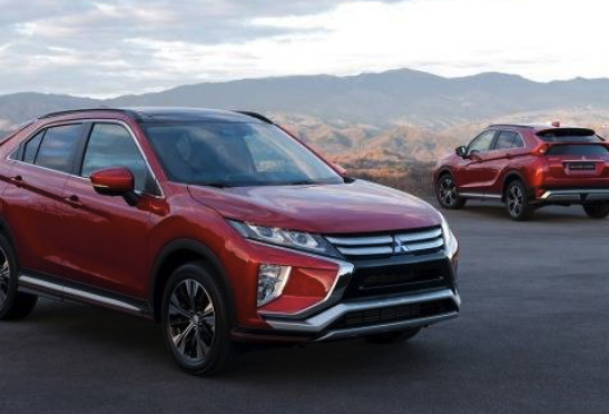 2019 Mitsubishi Eclipse Cross First Look Review