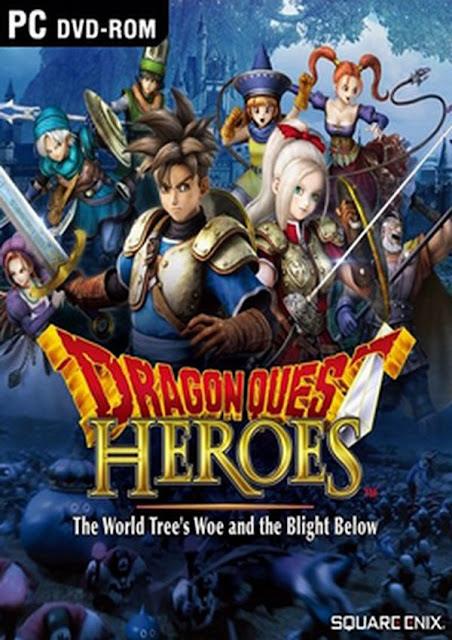 Dragon Quest Heroes Download Cover Free Game