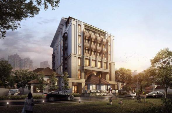 Apartemen Premium Saganpura