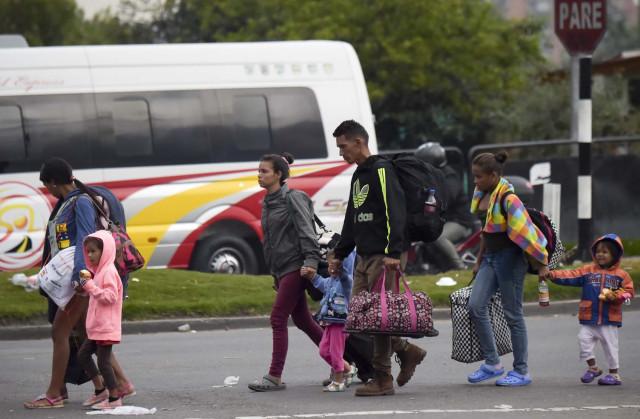 Duque pide en París cooperación multilateral para hacer frente a la crisis migratoria venezolana
