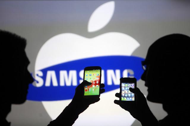 Apple e Samsung já sentem a estagnação do mercado de smartphones