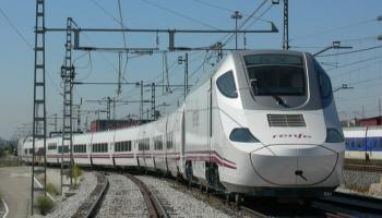 TV channels are claiming that India has taken a step closer to bullet train with the starting of the trials of the Talgo, a made in Spain train.  Talgo, a high-speed train, can hope to clock a maximum speed of 180 km per hour on Indian tracks.   That is, it would run at roughly a little over half the speed of the Japanese bullet train, which achieves an operational speed of 320 km per hour.  Talgo is more likely to achieve the current speed of India's fastest train, the Gatiman Express.