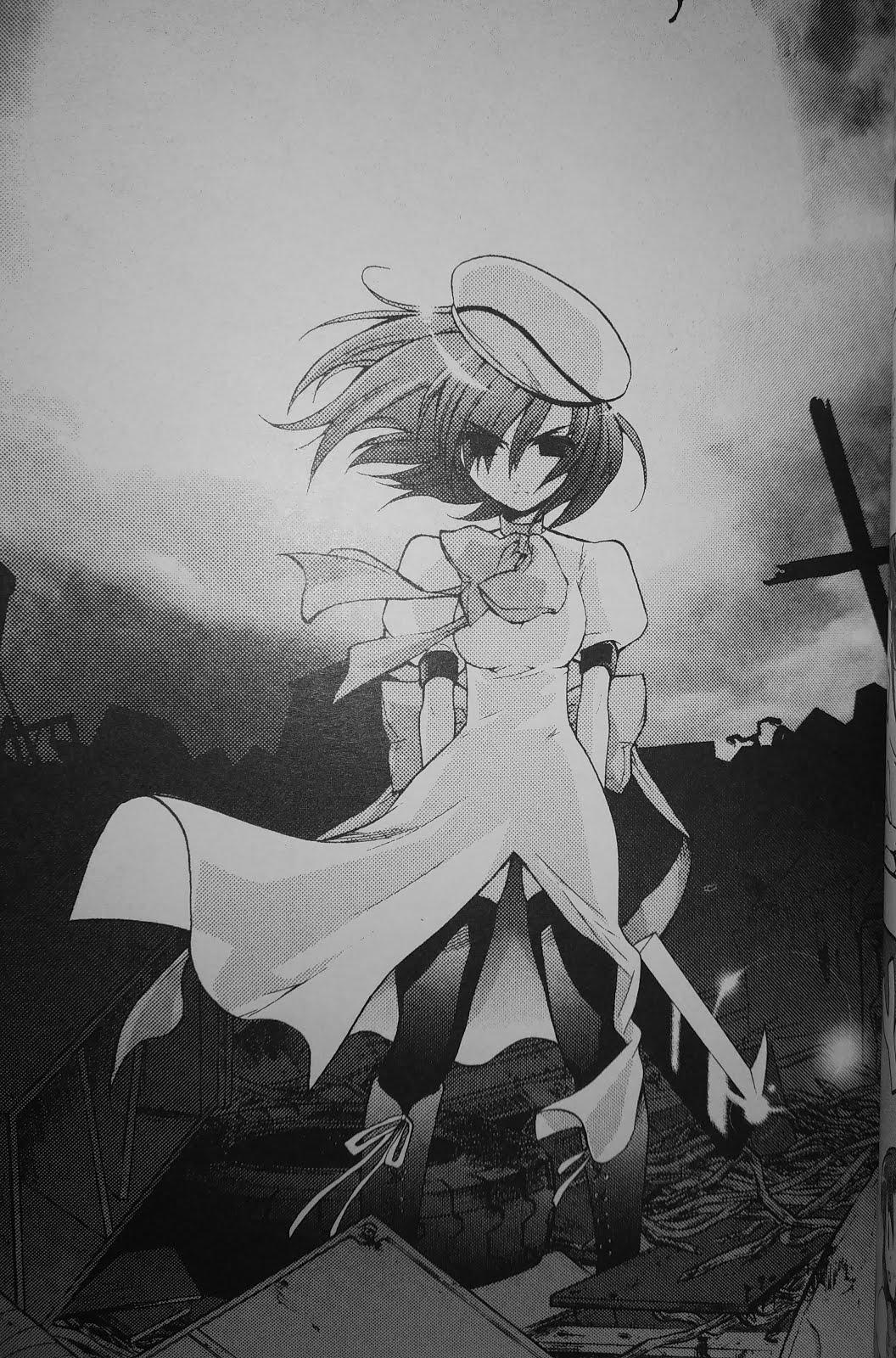 Recenzja Gdy zapłaczą cykady manga Waneko