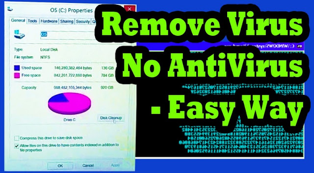 Computer Virus: How To Get Rid Of A Computer Virus