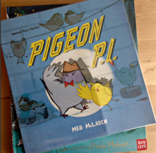 Autistic and Pregnant Pigeon Pi Review Childrens Book Blogger