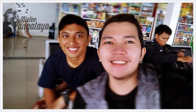 Blogger di Stasiun Lempuyangan, Yogyakarta