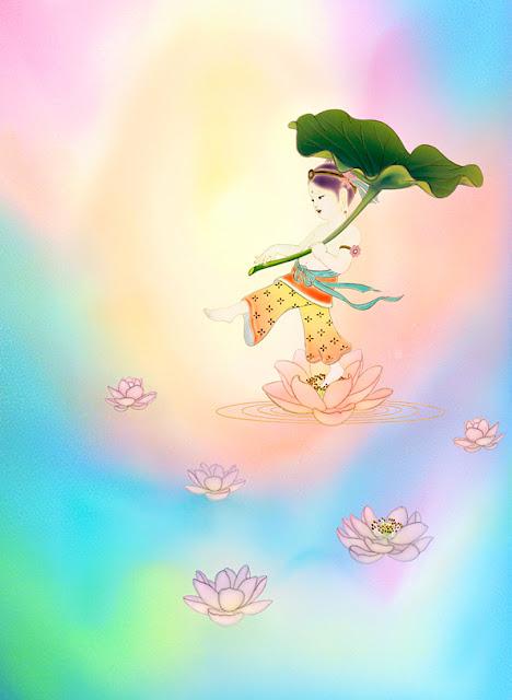 Đạo Phật Nguyên Thủy - Kinh Tăng Chi Bộ - Bảy hạng người ví dụ với Nước
