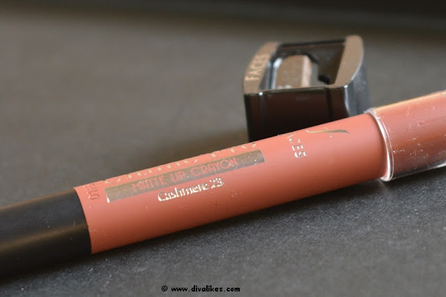 Faces Ultime Pro Matte Lip Crayon Cashmere Review
