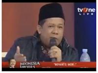 "JEBRET! Fahri Hamzah ""KULITI"" KPK di ILC tvOne"