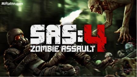 Game Shooter Offline Android Zombie Assault 4 Mod Apk Miftatnn
