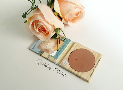 the balm desert bronzer