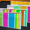 Contoh Format Rekapitulasi Nilai Siswa MA SMA SMK Untuk Guru Mapel Kurikulum 2013