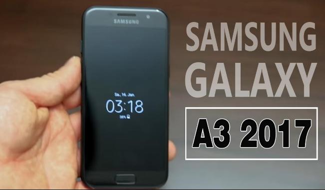 Samsung Galaxy A3 SM-A300F Schematic (2017)