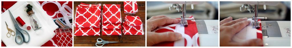 Dalmatian DIY: How to Make a DIY Box Cushion (Water-Resistant) Pet Bed