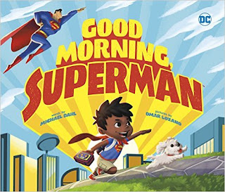 good morning superman book