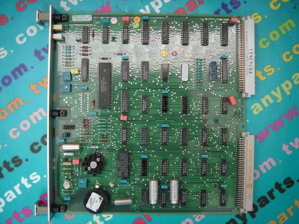 ABB DSMC 110 / DSMC-110 / DSMC110 FLOPPY DISC INTERFACE MODULE 57330001-K/4 / ASEA 2668 184-224/2 2668184-224/2