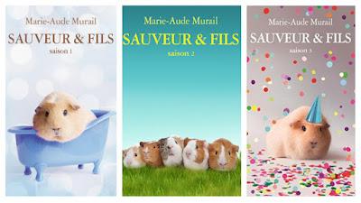 Sauveur et fils / Marie-Aude Murail