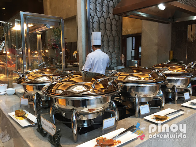 Diamond Hotel Manila Breakfast Buffet