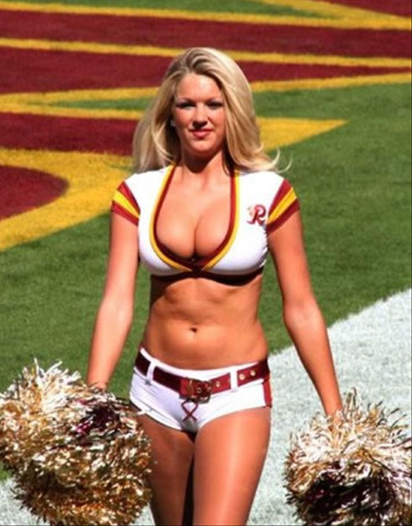 Good Hot cheerleaders with big tits