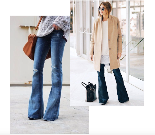 Flared Jeans Inspiration