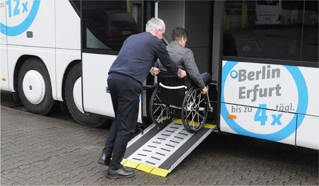 Ônibus em Berlim