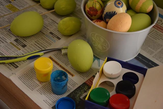 przepiórcze jaja diy