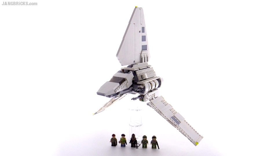 Star Wars Youtoub Imperial Shuttle 88