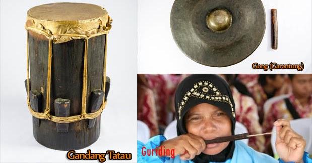 7 Alat Musik Tradisional Kalimantan Tengah, Gambar, dan ...