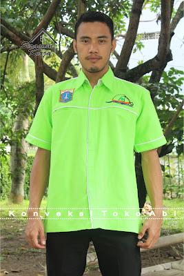 baju seragam kerja lapangan