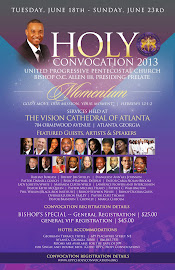 UPPC HOLY CONVOCATION