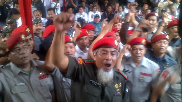 Purnawirawan-based Military Reform and Party Development in Indonesia