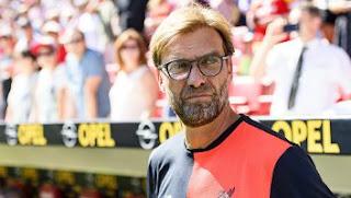 Jurgen Klopp Bersyukur Liverpool Tidak Kebobolan Kontra Man United