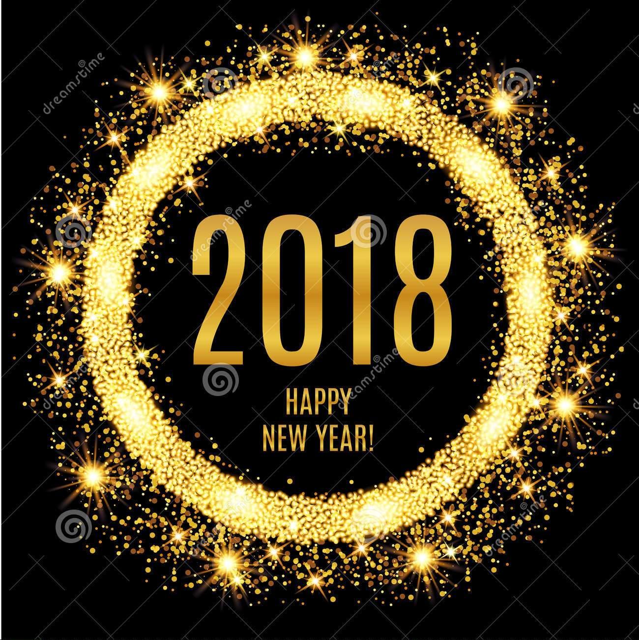 Waheguru ji Free Happy New Year 2018 HD Wallpapers for Computer & Phone
