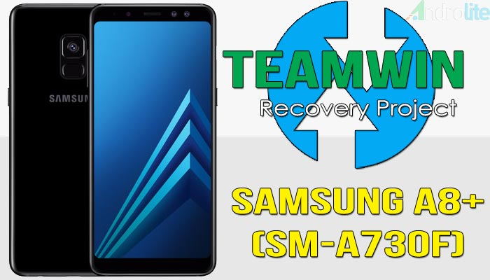 Download + Cara Install Twrp Samsung A8 Plus (Sm-A730f)