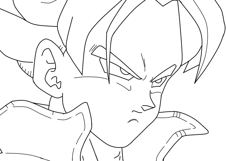 Blog MegaDiverso: Dibujos De Dragon Ball Para Colorear