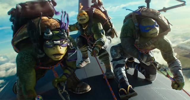 """Elenco e produção de As Tartarugas Ninja: Fora das Sombras"""" falam sobre cena no Brasil"""