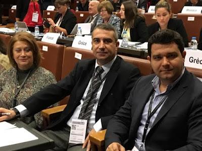 O Μάριος Κάτσης στην Κοινοβουλευτική Συνέλευση Γαλλοφωνίας στην Ανδόρα με θέμα την βιώσιμη τουριστική ανάπτυξη