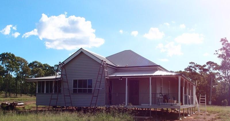 Eight acres choosing exterior paint colours house update - Choosing paint colours for house exterior collection ...