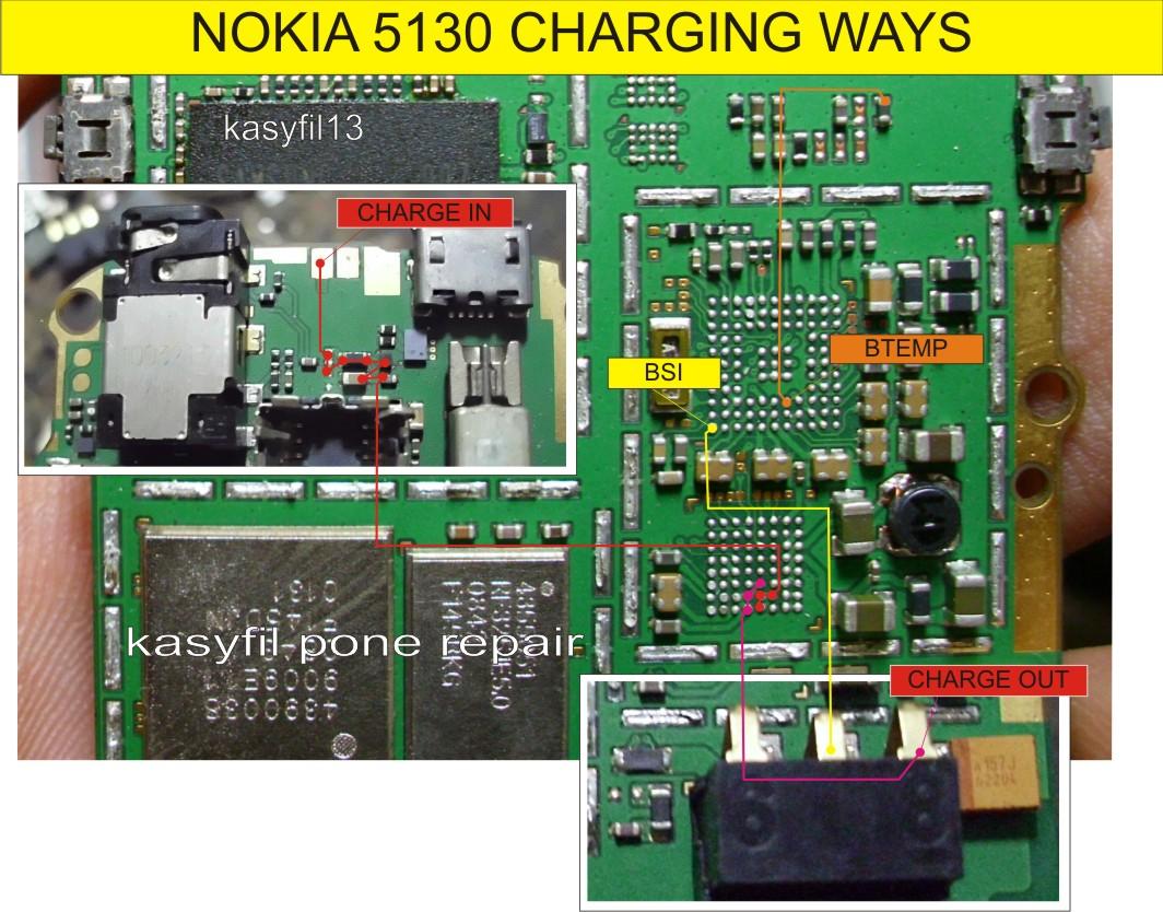 NOKIA 5130 SOLUTION HARDWARE  BATURAJA PHONECELL