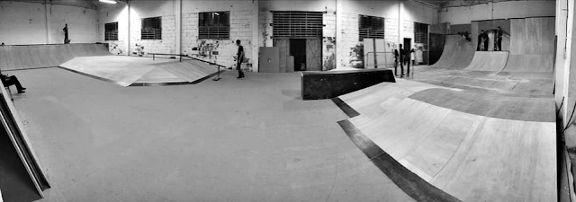 skatepark couvert toulouse