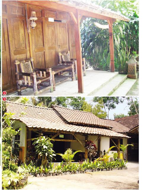 Homestay di Desa Wisata Petingsari