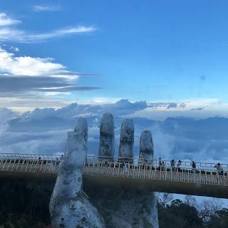 Η νέα Χρυσή Γέφυρα στο Βιετνάμ