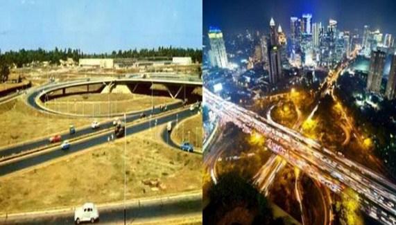 Awal Mula Nama Jembatan Semanggi