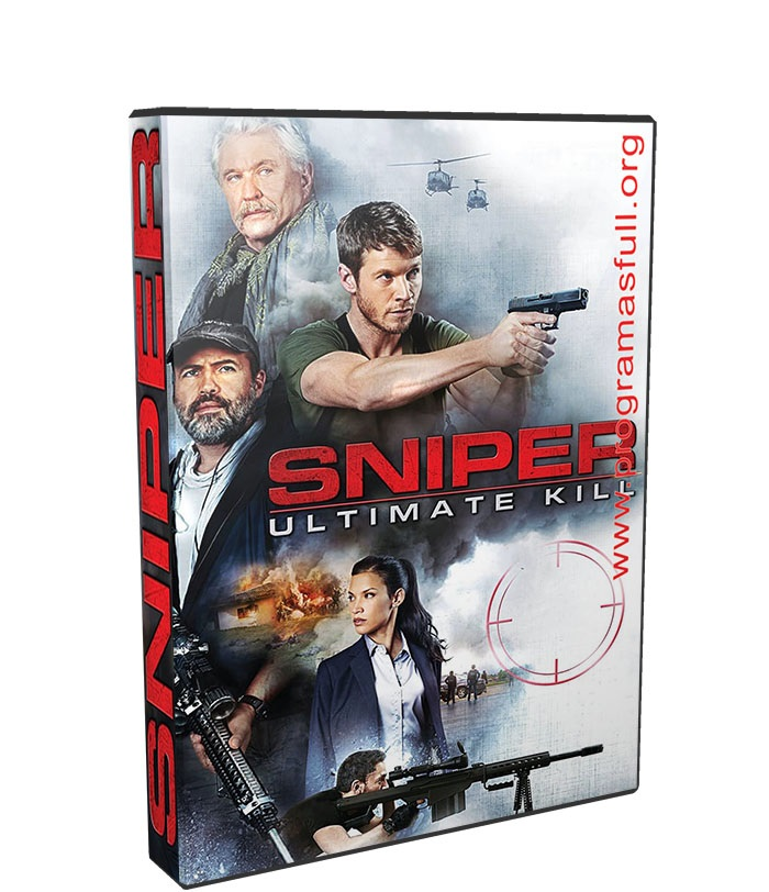 Sniper: Ultimate Kill poster box cover